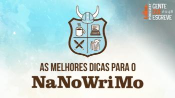 Gente Que Escreve - NaNoWriMo
